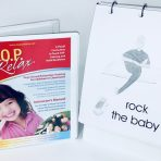 S.T.O.P. and Relax© Digital Download, PLUS Printed Instructor's Manual and Cue Cards in Easel